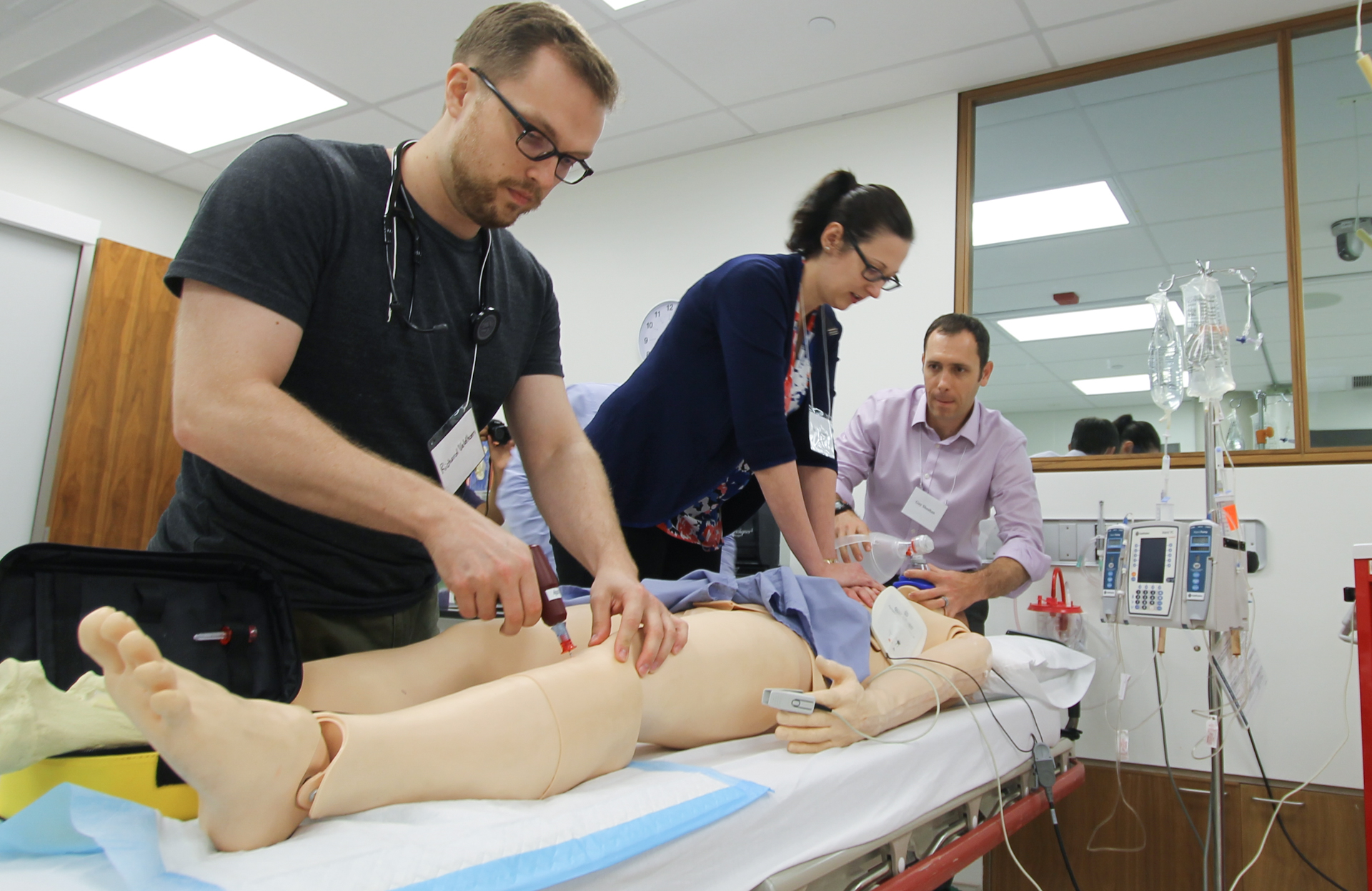 Graduate Students Medical Education