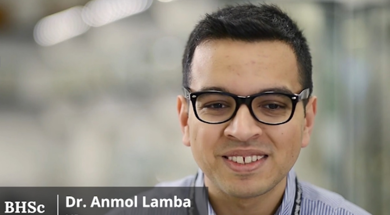 Video Title: Dr. Anmol Lamba