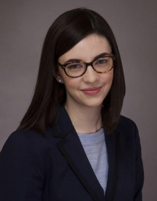 Dr.  Jenna Healey