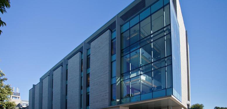 Queen's University School of Medicine Building in Kingston, Ontario