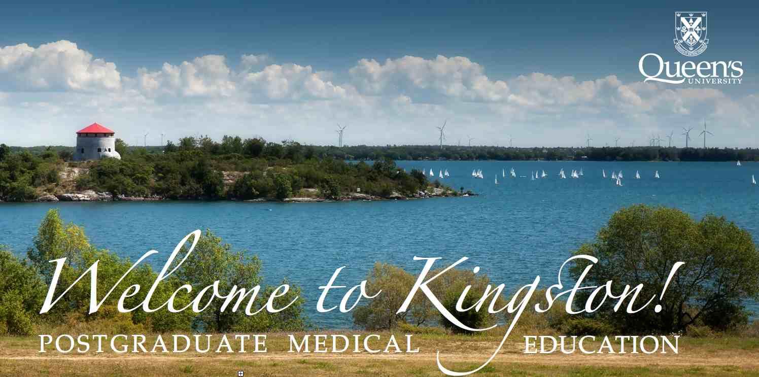 Welcome ot Kingston