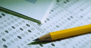 What do p and R-values mean anyhow? : Understanding how to interpret multiple-choice test scores using statistics.