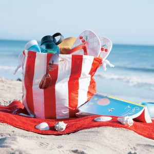 beach-bag-on-shore
